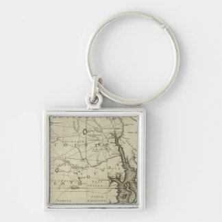 State of Rhode Island 2 Key Ring