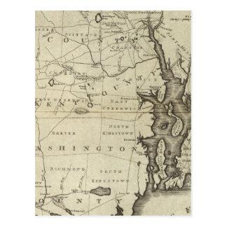 State of Rhode Island 2 Postcard