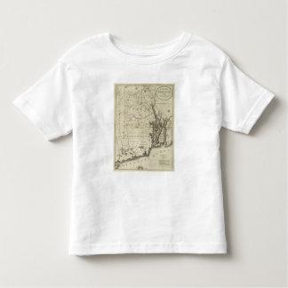 State of Rhode Island 2 Toddler T-Shirt