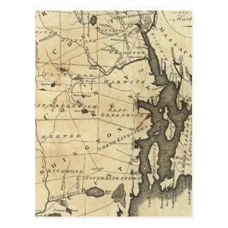 State of Rhode Island Postcard