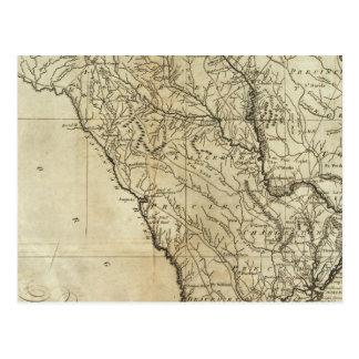 State of South Carolina 2 Postcard