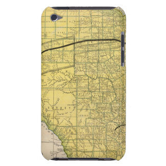 State of Texas 2 Barely There iPod Case