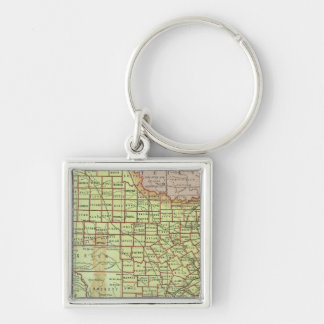 State of Texas 3 Key Ring