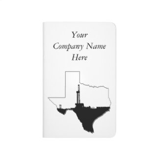 State of Texas and Oil Drilling Rig Journal
