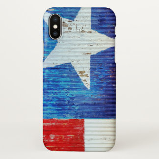 State Of Texas iPhone X Case