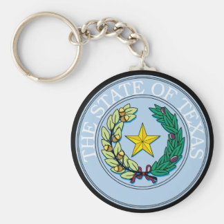State of Texas Key Ring