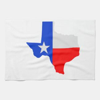 State of Texas Lone Star Tea Towel