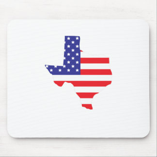 State of Texas Mouse Mat