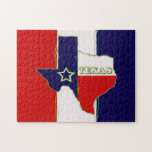 STATE OF TEXAS PUZZLE