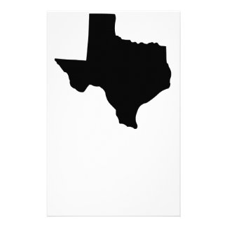State of Texas Customised Stationery