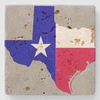 State of Texas Stone Coaster