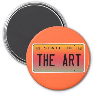 State of The Art Fridge Magnets