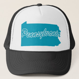 State Pennsylvania Trucker Hat