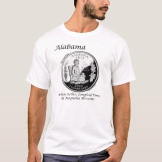State Quarter - Alabama T-Shirt