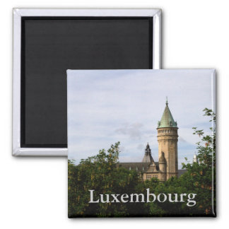 State Savings Bank (Spuerkees), Luxembourg Fridge Magnets