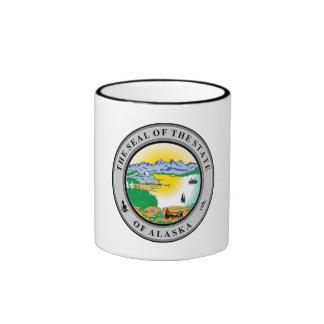 State Seal of Alaska Mug