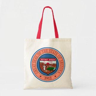 State Seal of Arizona Budget Tote Bag
