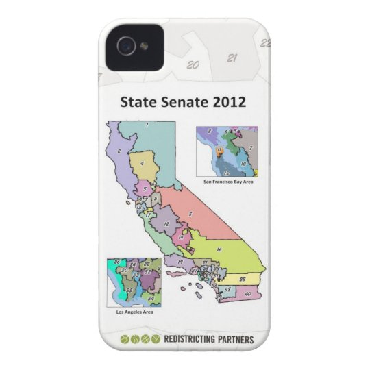State Senate iPhone 4 Cover