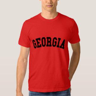 State T-shirt: Georgia (unisex) T Shirts