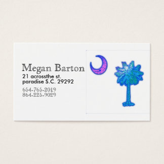 state tree business card