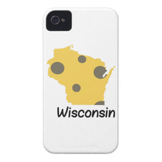 State Wisconsin iPhone 4 Covers