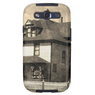 Stately Antique House Galaxy S3 Covers
