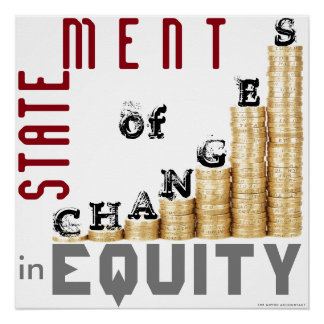 """Statement Of Changes In Equity"""