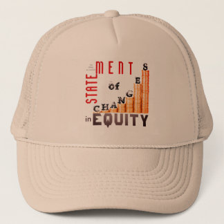 """Statement Of Changes In Equity"" Trucker Hat"