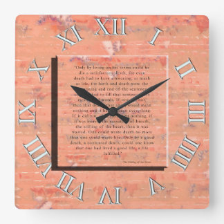 Statement Wall Clocks