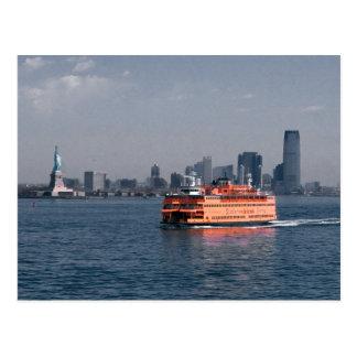 Staten Island Ferry Postcards