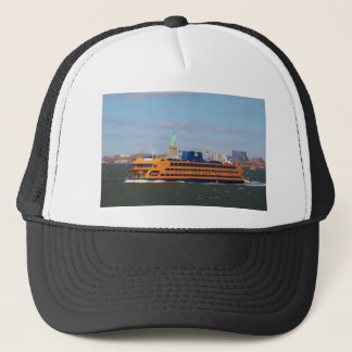 Staten Island Ferry Trucker Hat