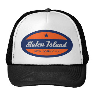 *Staten Island Mesh Hats