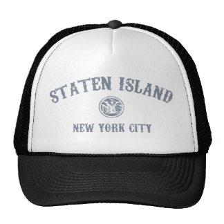 *Staten Island Mesh Hat