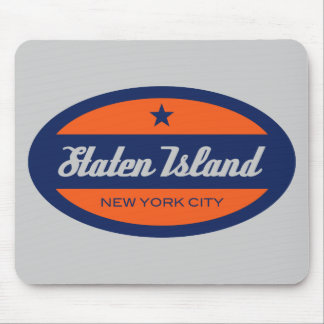 Staten Island Mouse Pad