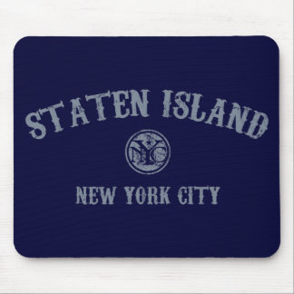 Staten Island Mouse Pads