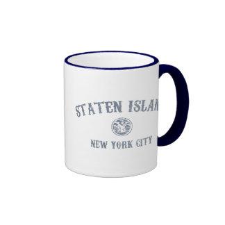 *Staten Island Ringer Coffee Mug