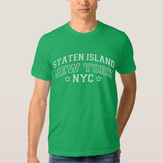STATEN ISLAND NEW YORK Tee
