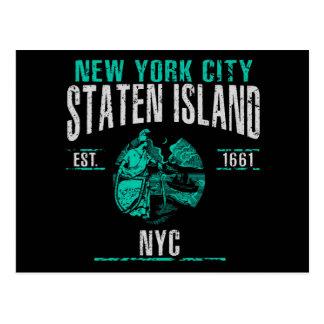 Staten Island Postcard