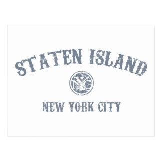 Staten Island Postcards
