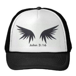 StateofTheory Hat: John 3:16
