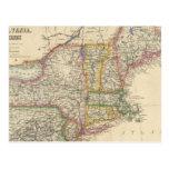 States of Maine, New Hampshire, Vermont