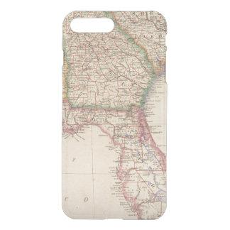States of South Carolina, Georgia, and Alabama iPhone 8 Plus/7 Plus Case