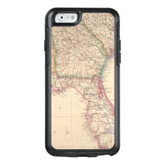 States of South Carolina, Georgia, and Alabama OtterBox iPhone 6/6s Case