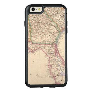 States of South Carolina, Georgia, and Alabama OtterBox iPhone 6/6s Plus Case