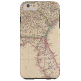 States of South Carolina, Georgia, and Alabama Tough iPhone 6 Plus Case