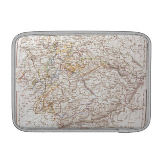 States of the German Confederation MacBook Sleeves
