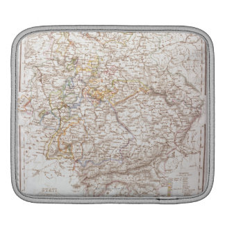 States of the German Confederation Sleeves For iPads