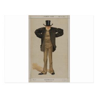 Statesmen No.1280 by James Tissot Postcard