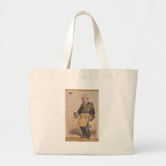 Statesmen No.370 Caricature of Thomas Dundas, Jumbo Tote Bag