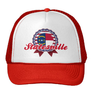 Statesville, NC Hat